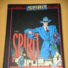 Cómics: LOS ARCHIVOS DE THE SPIRIT Nº 2, ED. NORMA, 1ª EDICIÓN, ERCOM. Lote 120370971