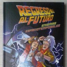 Comics - REGRESO AL FUTURO 2. ENIGMAS ESPACIOTEMPORALES, de Bob Gale y John Barber - 120424875