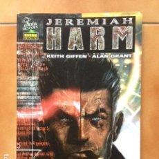 Comics - JEREMIAH HARM DE KEITH GIFFEN Y ALAN GRANT - NORMA EDITORIAL - 120452783