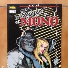 Cómics: ANGEL Y EL MONO - HOWARD CHAYKIN & DAVID TISCHMAN - NORMA / VERTIGO. Lote 120453563
