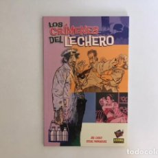 Comics - LOS CRÍMENES DEL LECHERO DE, JOE CASEY Y STEVE PARKHOUSE. COLECCION MADE IN HELL Nº 10. - 120542799