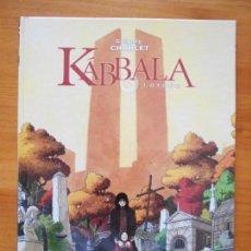 Cómics: KABBALA Nº 3 - OTOÑO - GREGORY CHARLET - NORMA - TAPA DURA (8U). Lote 120544123