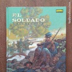Cómics: TOMO EL SOLDADO JOUVRAY EFA. Lote 120752487