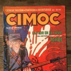 Cómics: CIMOC #8. Lote 121076030