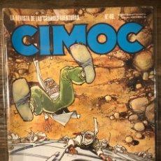 Cómics: CIMOC #46. Lote 121076815