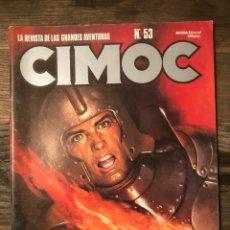 Cómics: CIMOC #53. Lote 121076883