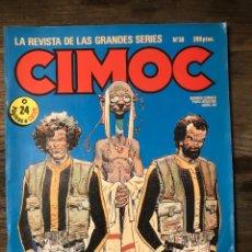 Cómics: CIMOC #38. Lote 121077090