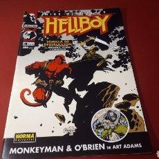 Cómics: HELLBOY 4 EXCELENTE ESTADO NORMA EDITORIAL. Lote 121221640