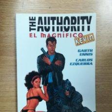 Cómics: THE AUTHORITY EL MAGNIFICO KEVIN. Lote 121222511