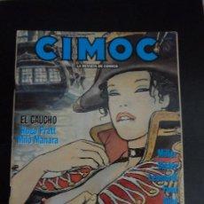 Cómics: CIMOC Nº 144 EDITORIAL NORMA 1982 . Lote 121273055