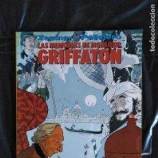 Cómics: LAS MEMORIAS DE MONSIEUR GRIFFATON . Lote 121285259