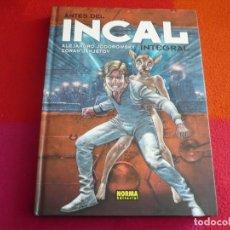 Cómics: ANTES DEL INCAL INTEGRAL ( JODOROWSKY ZORAN JANJETOV) ¡MUY BUEN ESTADO! TAPA DURA NORMA 2010. Lote 121320479