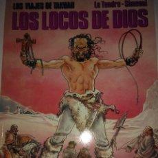 Cómics: LOS LOCOS DE DIOS . LE TENDRE - SIMEONI ( CIMOC EXTRA Nº 71 ). Lote 121391091