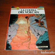 Cómics: ALIX. LA CÓLERA DEL VOLCÁN. NORMA COMICS. JACQUES MARTIN. PRIMERA EDICIÓN 1984 TAPA DURA. Lote 121402759