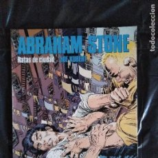 Cómics: TOMO ABRAHAM STONE. Lote 121426847