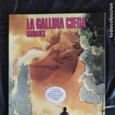 Cómics: TOMO LA GALLINA CIEGA. Lote 121427083