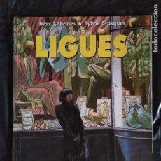 Cómics: TOMO LIGUES. Lote 121427971