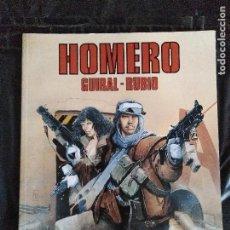 Cómics: TOMO HOMERO. Lote 121428891