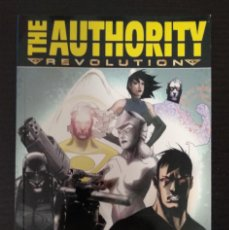 Cómics: THE AUTHORITY REVOLUTION COMPLETA. Lote 121609459