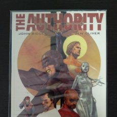 Cómics: THE AUTHORITY - HUMANOS POR DENTRO. Lote 121609671