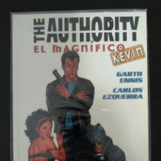 Cómics: THE AUTHORITY - EL MAGNIFICO KEVIN. Lote 121609955