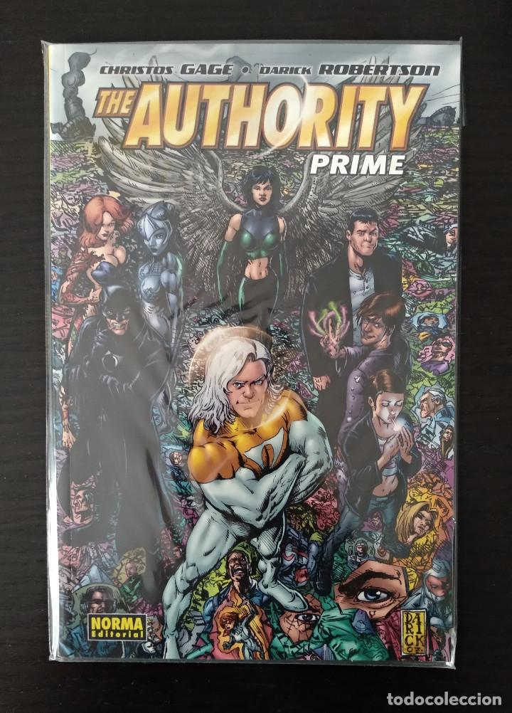 THE AUTHORITY PRIME (Tebeos y Comics - Norma - Otros)