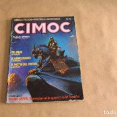 Cómics: CIMOC Nº 3, EDITORIAL NORMA. Lote 121633079