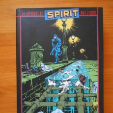 Cómics: LOS ARCHIVOS DE SPIRIT VOLUMEN 15 - THE SPIRIT - WILL EISNER - NORMA - TAPA DURA (BM). Lote 123097051