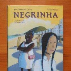 Cómics: NEGRINHA - JEAN-CHRISTOPHE CAMUS - OLIVIER TALLEC - NORMA - TAPA DURA (BM). Lote 125732890