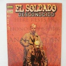 Cómics: EL SOLDADO DESCONOCIDO. Nº 2. VERTIGO Nº 63. Lote 121801491