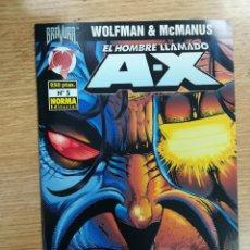Cómics: EL HOMBRE LLAMADO A-X #5. Lote 121864255