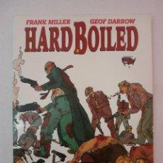 Cómics: HARD BOILED Nº 2, DE FRANK MILLER Y GEOF DARROW. Lote 121871191