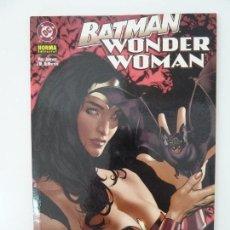 Cómics: BATMAN. WONDER WOMAN. NORMA. . Lote 121882167