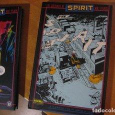 Cómics: LOS ARCHIVOS DE SPIRIT DEL 6 DE ENERO A 30 DE JUNIO DE 1946 ( WILL EISNER ) VOLUMEN 12 NORMA 2005. Lote 121897647