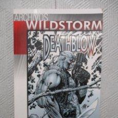 Cómics: ARCHIVOS WILDSTORM - DEATHBLOW Nº 1 - SANTOS Y PECADORES - NORMA EDITORIAL.. Lote 121900179