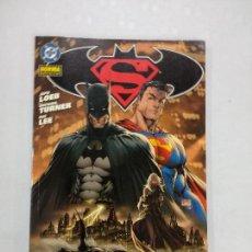 Cómics: BATMAN-SUPERMAN.LA SUPER CHICA DE KRYPTON.NORMA EDITORIAL.. Lote 121905035