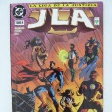 Cómics: JLA. LA LIGA DE LA JUSTICIA. TOMO Nº 8.. Lote 121982527