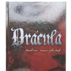 Cómics: DRÁCULA - PASCAL GROCI, FRANÇOISE-SYLVIE PAULY - EDITORIAL NORMA. Lote 121987331