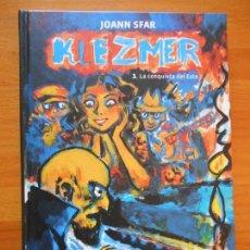Cómics: KLEZMER Nº 1 - LA CONQUISTA DEL ESTE - JOANN SFAR - NORMA - TAPA DURA (BG). Lote 122006903