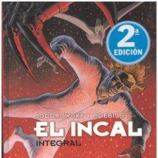 Comics: EL INCAL INTEGRAL (JODOROWSKY / MOEBIUS) NORMA - IMPECABLE PRECINTADO - OFI15T. Lote 171278230