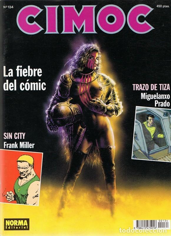 CIMOC Nº 134 (Tebeos y Comics - Norma - Cimoc)