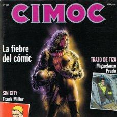 Cómics: CIMOC Nº 134 . Lote 122125651