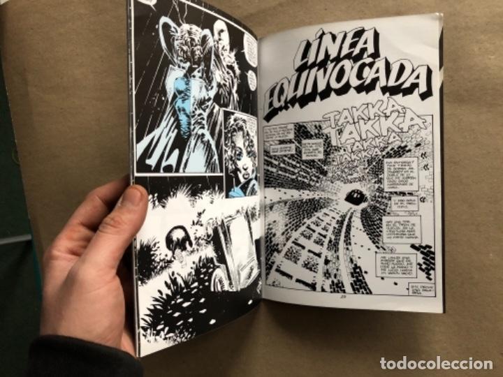 Cómics: LOTE FRANK MILLER - MORIRÍA POR ELLA, IDA Y VUELTA AL INFIERNO (2) Y SEXO & VIOLENCIA. - Foto 8 - 122137459