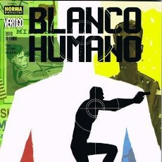Cómics: BLANCO HUMANO ZONAS DE CHOQUE - COL. VERTIGO Nº 283 - NORMA - MUY BUEN ESTADO - OFI15T. Lote 122149191