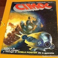 Cómics: CIMOC. NÚMERO 6. CON DOBLE PÓSTER DE E. MAROTO. CIENCIA FICCIÓN, FANTASÍA, AVENTURAS. . Lote 122469831