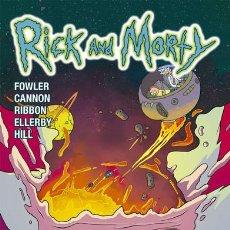 Cómics: CÓMICS. RICK Y MORTY 4 - TOM FOWLER/PAMELA RIBBON/CJ CANNON/MARC ELLERBY/RYAN HILL. Lote 122620027