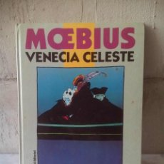 Cómics: VENECIA CELESTE-MOEBIUS.1984. Lote 122694719