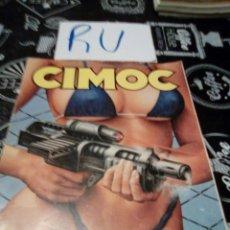 Cómics: CIMOC 89 NORMA EDITORIAL. Lote 122727843
