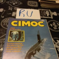 Cómics: CIMOC 79 NORMA EDITORIAL. Lote 122728055