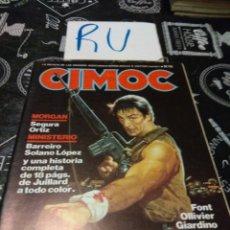 Cómics: CIMOC 78 NORMA EDITORIAL. Lote 122728088